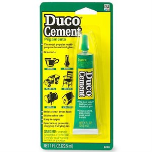 DUCO Cement (1 oz tube)