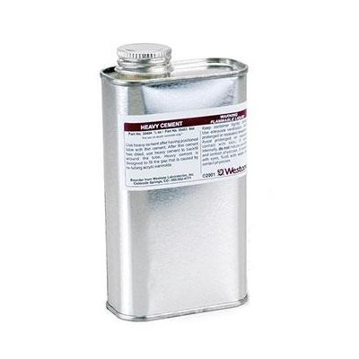 Thick Tubing Cement (8oz can)