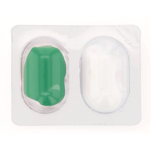 Westone EZ Mold Singles - FOREST GREEN (24 / pack)