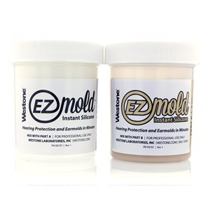 Westone EZ Mold - Medium, 4oz, BEIGE