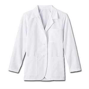 "Women's Fundamentals Lab Coat - Small Size (28"" length)"