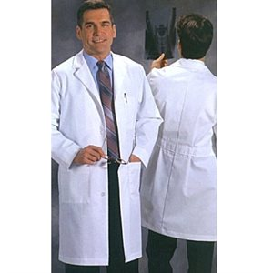 "Men's Lab Coat (38"" length)"