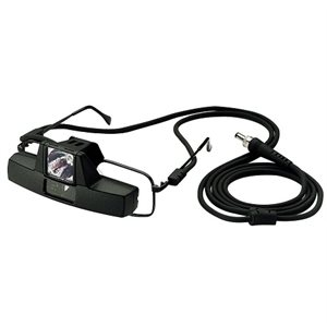 Welch Allyn LumiView Headlight, eyeglass mount with  AC power