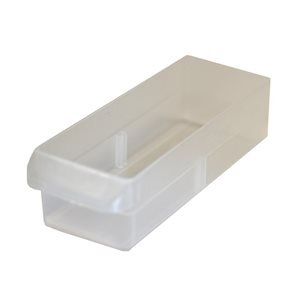 "Small Plastic Drawer for Economy Modular Storage Cabinet (2-1 / 8""x1-1 / 2""x5-1 / 4"")"