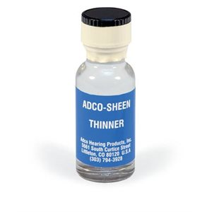 Adco Sheen Thinner (0.5 oz) bottle