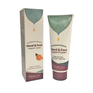 Miracell Hand & Foot Support Cream (4oz)