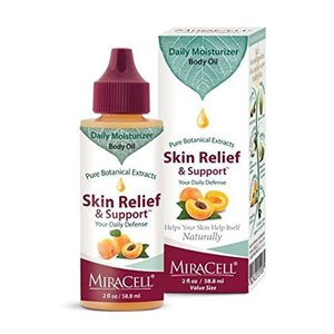 Miracell Skin Relief & Support (2 ounce bottle)