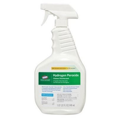 UNAVAILABLE - Clorox Healthcare Hydrogen Peroxide Cleaner Disinfectant Spray (32oz)