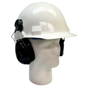 3M Peltor TacticalPro Communications Headset, Hard Hat Model (MT15H7P3E-SV) 1 in Stock