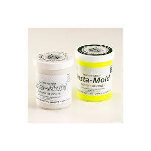 Insta-Mold Featherweight Silicone - Large, 8oz, YELLOW