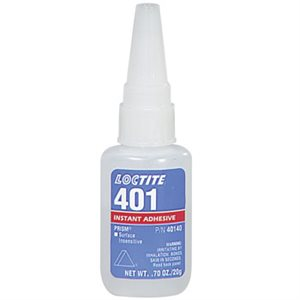 Loctite 401 Instant Adhesive (20gm bottle)
