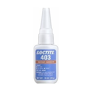 Loctite 403 Instant Adhesive (20gm bottle)