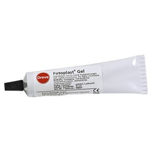Dreve Fotoplast Gel, 20ml tube yellow
