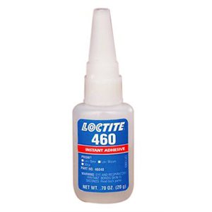 Loctite 460 Instant Adhesive (20gm bottle)