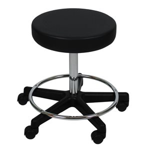 "Backless Stool with Threaded Stem (16"" seat diameter)"