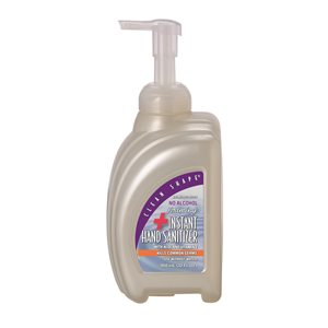 Clean Shape Foaming Instant Hand Sanitizer (32oz)