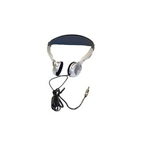 Traditional, over-the-head Headphones for E-Scope II