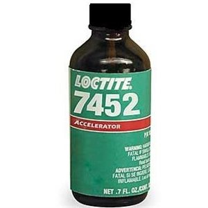 Loctite Cyanoacrylate Accelerator (1.75oz bottle with spray nozzle)