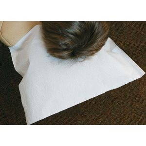 "Disposable Headrest Covers - 10"" x 13"" (500 / box)"