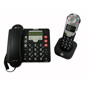 Amplicom PowerTel 780 Assure Combo (1) 760 Corded & (1) 701 Cordless (95514) 1 in stock