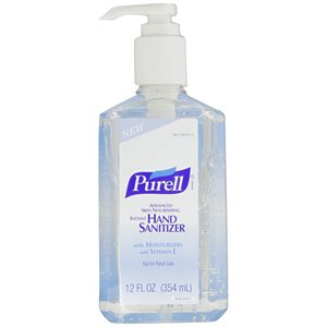 Purell Advanced Skin Nourishing Instant Hand Sanitizer (12oz pump)