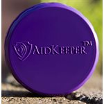 AidKeeper Alturas Hearing Device Case - Purple