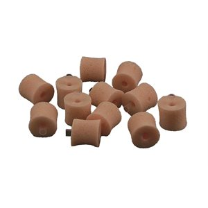 Bio-Logic OAE Foam Eartips - Adult, Beige (100 / bag)