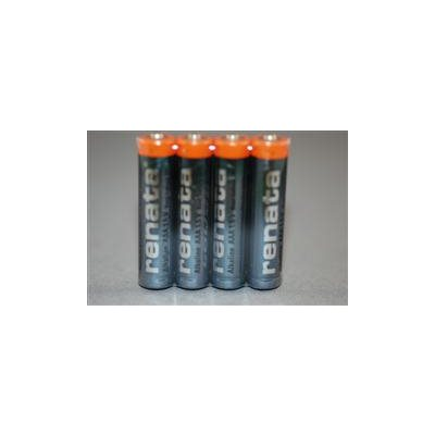 AAA Alkaline Batteries (4 / pack)