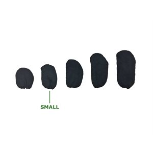 Hearing Aid Sweat Bands - Small Black