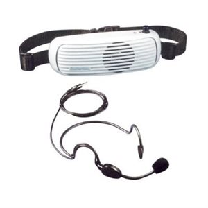 Chattervox Voice Amplifier with DynaMic Headset Mic (CVOXPRO / HOPO100) 1 in stock