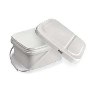 ** Diversey Dry Wipes Charging Bucket with Lid