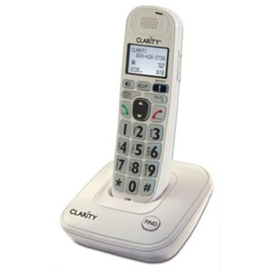 Clarity D704 Dect 6.0 Cordless Speakerphone (D704) 4 in Stock