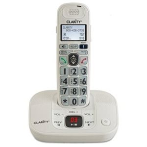 Clarity Dect 6.0 Cordless Speaker Phone (D714) 3 in stock