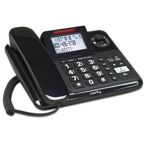 Clarity E814 Amplified Phone with Digital Answering Machine