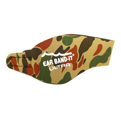 Ear Band-It ULTRA - Large, Camo