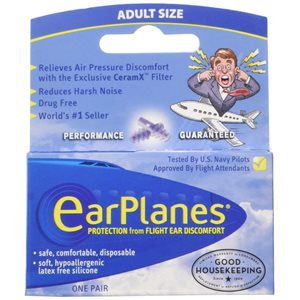 EarPlanes - Adult (1 pair / pk)