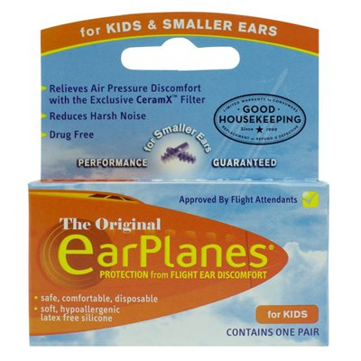 Ear Planes, child