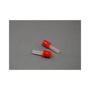 Etymotic OAE Eartips with Red Stripe on Tube - 3.5mm (20 / pk)
