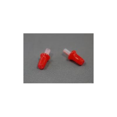 Etymotic OAE Eartips with Red Stripe on Tube - 5mm (20 / pk)
