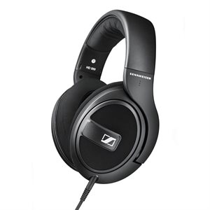 Sennheiser HD569 Around Ear Headphones with In-Line Mic