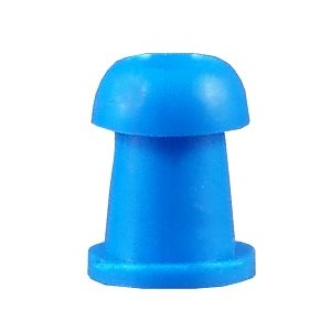 Grason IA Series Single Use Eartips - 8mm, Blue (100 / pk)