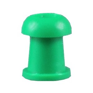 Grason IA Series Single Use Eartips - 9mm, Green (100 / pk)