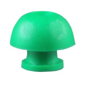 Grason IA Series Single Use Eartips - 13mm, Green (100 / pk)