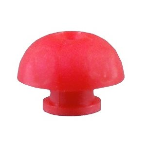 Grason IA Series Single Use Eartips - 16mm, Red (100 / pk)