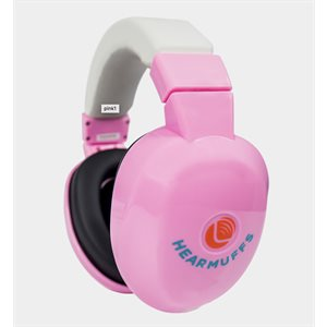 HearMuffs Passive for Infants & Toddlers - Pink