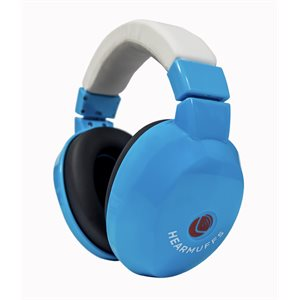HearMuffs Passive for Kids - Blue