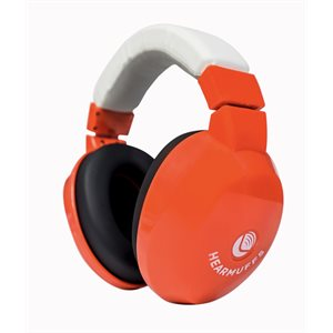 HearMuffs Passive for Kids - Red