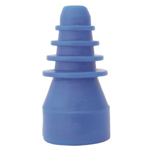 Grason Multi-Size Single Use Eartips - 3mm-8mm, Blue (100 / pk)