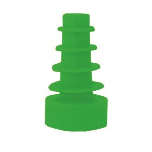 Grason Multi-Size Single Use Eartips - 4mm-7.5mm, Green (100 / pk)