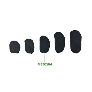 Hearing Aid Sweat Bands - Medium Black